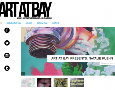 ART AT BAY Featured Artist